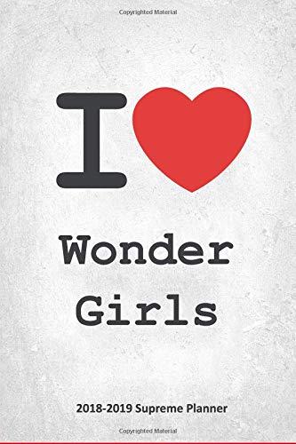 45e4029ea964e I Wonder Girls 2018-2019 Supreme Planner  Wonder Girls