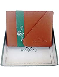 Woodland-O Wallet Tan Men's Wallet