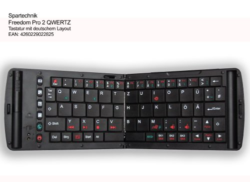 Freedom Pro 2 Keyboard 2013: Bluetooth Tastatur