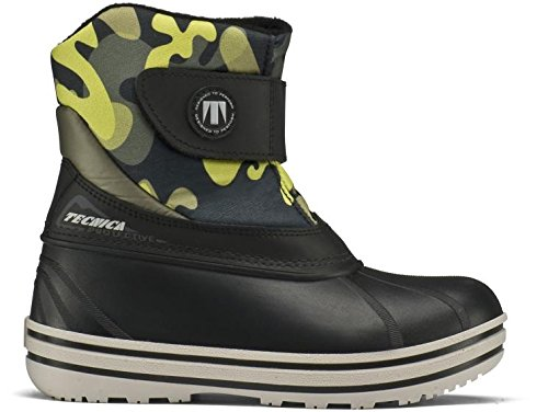 Moon Boot Tecnica Chaussures Montantes Tender Plus Noir/Camu
