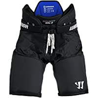 Warrior qrl3pantalones de hockey, color negro, tamaño X-Large