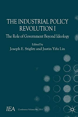Zoom IMG-1 the industrial policy revolution i