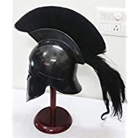 ANTIQUENAUTICAS Griechischer korinthischer Helm Antike Mittelalterliche Rüstung Ritter Spartaner Replik Helm