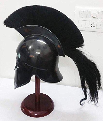 ANTIQUENAUTICAS Griechischer korinthischer Helm Antike Mittelalterliche Rüstung Ritter Spartaner...
