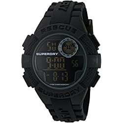 Mens Superdry Radar Chronograph Watch SYG193B