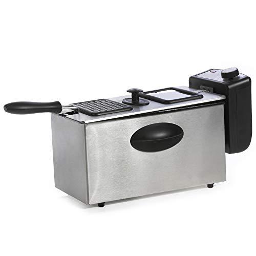 Geepas Deep Fat Fryer 3L | Food ...