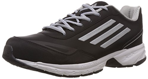 adidas Mens Black Synthetic Shoes - 8 UK/India (42 EU)  available at amazon for Rs.2659