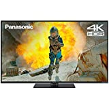 Panasonic TV TX-55FX550B 55-Inch 4K UHD Smart TV HDR with Freeview - 2018 TV| 4k Netflix Streaming & Amazon Fire TV Compatible
