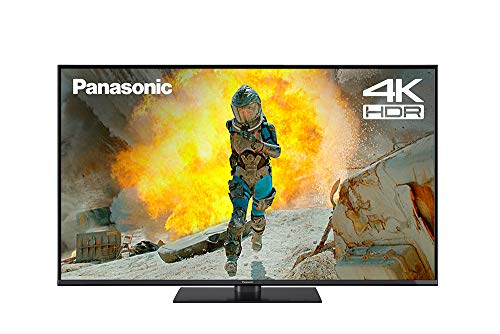 Panasonic TX-55FX550B 55-Inch 4K Ultra HD HDR Smart TV with Freeview Play (2018 Model) - Black