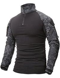 Volcom Camicia con stampa di ananas Nero Uomo Camicie 71
