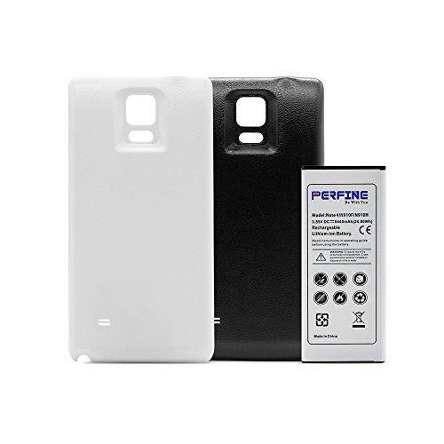 Perfine Galaxy Note4 [6440mAh] Batería Extendida