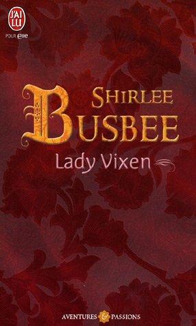 Lady Vixen par Shirlee Busbee
