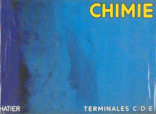 Chimie: Classe de terminales C, D, E