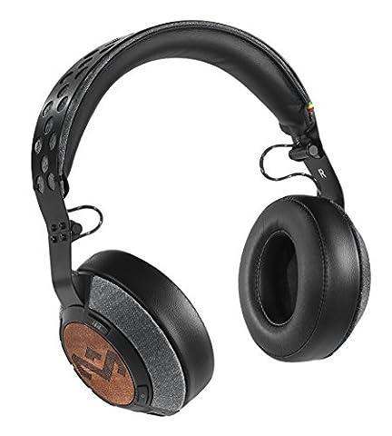 House of Marley EM-FH041-MI Liberate XL Bluetooth Over-Ear Kopfhörer