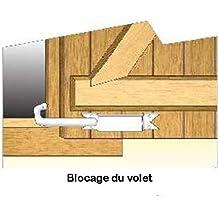 bloque volets. Black Bedroom Furniture Sets. Home Design Ideas
