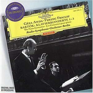 The Originals - Bartok (Klavierkonzerte)