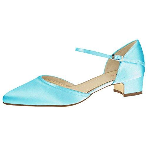 Elsa Coloured Shoes, Scarpe col tacco donna Bianco Avorio Bianco (Avorio)