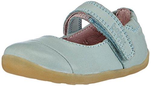 Bobux 460776 Mary Menina Sapatos Jane Metade Azul (azul Claro)