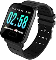 JOKIN Smart Band Fitness Tracker Watch Heart Rate with Activity Tracker Waterproof Body Functions Like Blood P