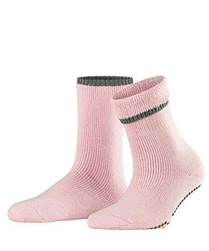 FALKE Damen Socken 47540 Cuddle Pads Homesock, Rosa (sakura), 39/42