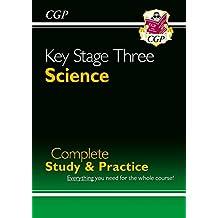New KS3 Science Complete Study & Practice (CGP KS3 Science)