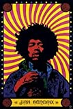 Best De Jimi Hendrixes - 1art1® 32087 Poster Jimi Hendrix Psychédélique 91 X Review