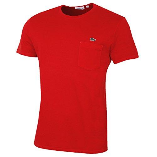 Lacoste Herren T-Shirt Rot