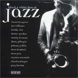 Black & White Box Of Jazz: 8 CD SET