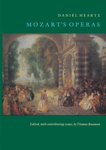 Mozart's Operas (Centennial Books)