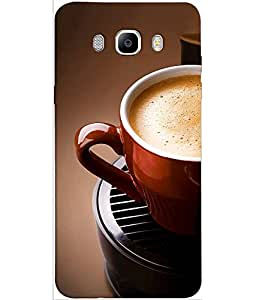 Samsung Galaxy J7 2016 Mobile Back Cover For Samsung Galaxy J7 2016; It Is Matte glossy Thin Hard Cover Of Good Quality (3D Printed Designer Mobile Cover) By Clarks