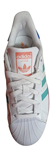adidasAdidas Superstar W - A collo basso donna white pink BB4307