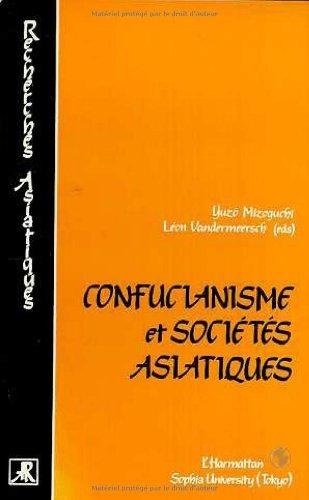 Confucianisme et sociétés asiatiques par Yuzô Mizoguchi