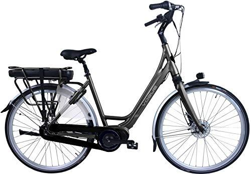 Vogue Status Uomo Holland Bicicletta City Bike 7112 Cm 7 Velocità Nero