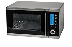 MEDION 4 IN 1 MICROWAVE WITH GRILL 25 Litre, 2500w Hot Air Power stainless steel