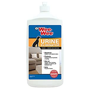 Four Paws Wee-Wee Urine Eliminator Stain & Odor Destroyer 32 oz by Four Paws