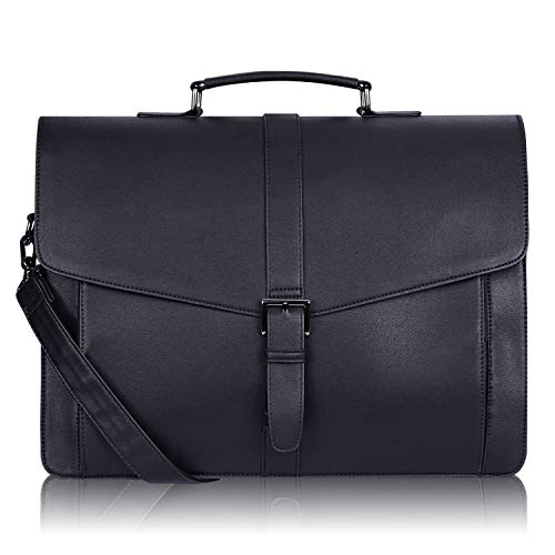 Estarer Mens Laptop Briefcase 15...
