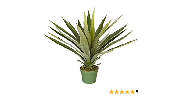 Artificial Large Yucca Plant Amazon Co Uk Kitchen Home
