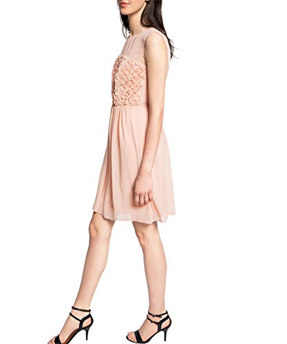 ESPRIT Collection - Robe - Sans manche Femme Rose - Rosa (PEACH OPAL 843)