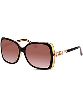 Gafas de sol de Dama vintage marco grande/Moda gafas de sol polarizadas/Joker conducción gafas de sol