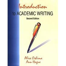 Introduction to Academic Writing, Longman Academic Writing
