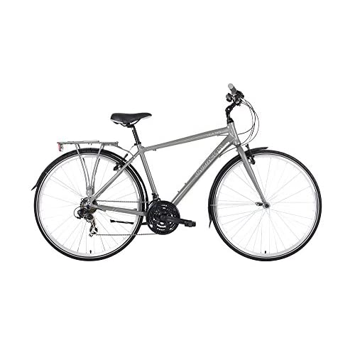 419SBrSyncL. SS500  - Barracuda Men's Vela 2 Alloy Hybrid Bike, Charcoal