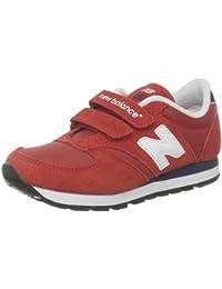 New Balance KE420 - Zapatillas de cuero infantil