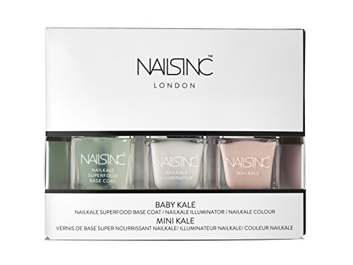 Nails Inc bambino Kale Collection