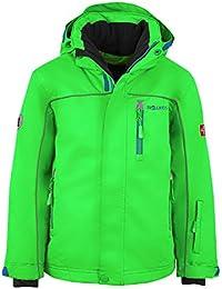 Trollkids Wasserdichte Ski-/Schneejacke Holmenkollen XT