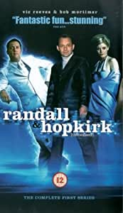 Randall And Hopkirk (Deceased): The Complete First Series [VHS] [2000]