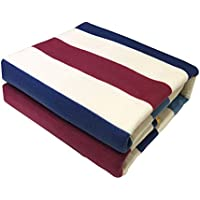 Hot-Bed Plush Heated Throw Blanket – Secure Comfort Technology –Oversized 150Cm X 180Cm- Cozy Soft Microlight Heated Electric Blanket Throw - 9-Setting Heat Controller,A