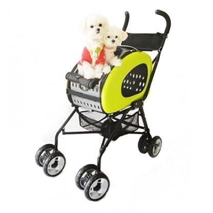 Pet Stroller,IPS-020/Blue, dog carrier, trolley, Trailer, Innopet, 5-in-1 Pet Buggy.Foldable pet buggy, pushchair, pram… 4