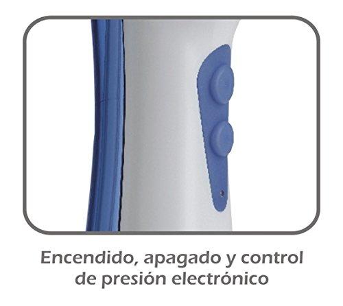 Mx Onda MX-HD2410 - Irrigador dental portatil, color negro