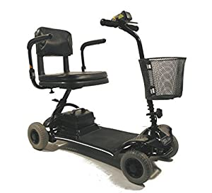 Sunrise Medical Sterling Little Star Class 2 Mobility Scooter - Black
