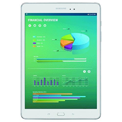 Samsung Galaxy Tab A 9.7-Inch W-Fi Tablet (16 GB, Smoky Titanium with S-Pen)